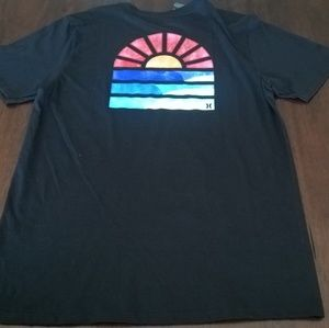 Hurley Sunset T-Shirt Premium Fit M